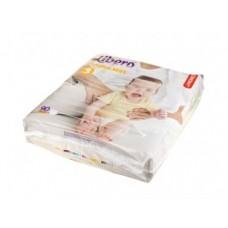 Подгузники LIBERO Baby soft midi 3 (4-9кг), 90шт