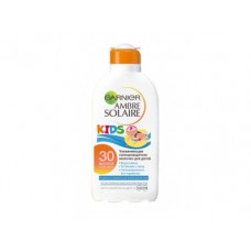 Детское солнцезащитное молочко AMBRE SOLAIRE СПФ30+, 200мл