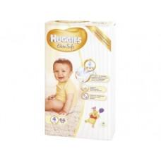 Подгузники HUGGIES Elite Soft 4 (8-14кг), 66шт