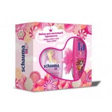 Подарочный набор SCHAUMA для девочек