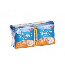 Прокладки ALWAYS Ultra Nor Duo 2х10шт