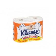 Туалетная бумага KLEENEX EXTRA LONG, 4рулона