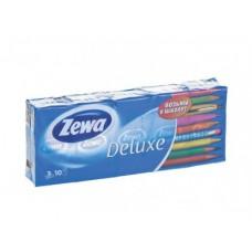 Носовые платки ZEWA Deluxe, 10шт