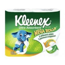 Полотенца бумажные KLEENEX Mega, 2рул