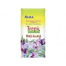 Влажные салфетки AURA Tropic Coctail, 20шт