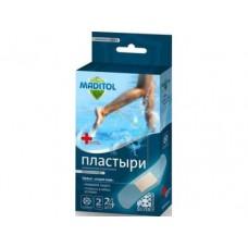 Пластыри MADITOL медицинские водостойкие, 24 шт