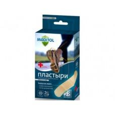 Пластыри MADITOL медицинские бактерицидные, 24 шт