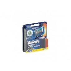 Кассеты сменные для бритья GILLETTE fusion proglide, 4шт