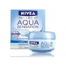 Крем дневной NIVEA Aqua Effect Питательный, 50мл
