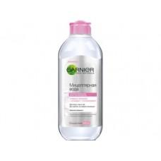 Мицеллярная вода GARNIER чистая кожа 3в1, 400мл