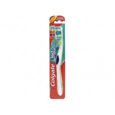 Зубная щетка COLGATE 360, средняя жесткость