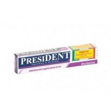 Зубная паста PRESIDENT Exclusive, 75мл