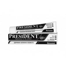 Зубная паста PRESIDENT renome, 75мл