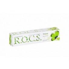 Зубная паста ROCS двойная мята, 74г