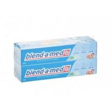 Зубная паста BLEND-A-MED зd-эффект антикариес отбеливающая свежесть, 100мл
