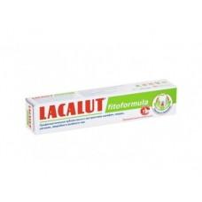 Зубная паста LACALUT fitoformula, 75мл