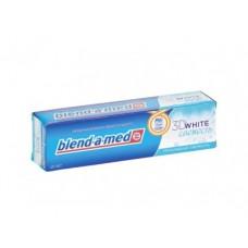 Зубная паста BLEND-A-MED 3d Свежая прохлада, 100мл