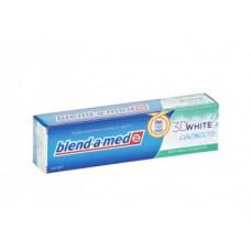 Зубная паста BLEND-A-MED 3d white свежая мята, 100мл