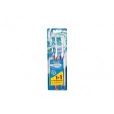 Зубная щетка ORAL-B 40 , средняя жесткость, 2 шт