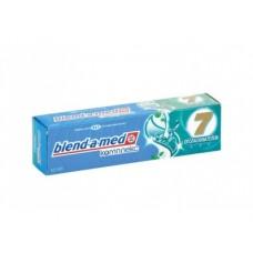 Зубная паста BLEND-A-MED комплит 7+ополаскиватель, 100 мл