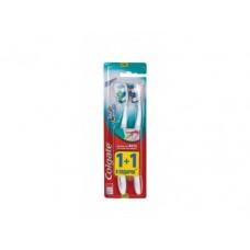 Зубная щетка COLGATE 360 суперчистка 1+1