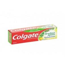 Зубная паста COLGATE лечебные травы отбеливающая, 100 мл