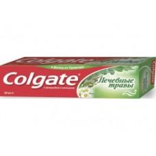 Зубная паста COLGATE лечебные травы, 100г