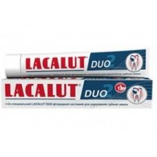 Зубная паста LACALUT duo, 75 мл