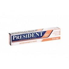 Зубная паста PRESIDENT anti-age, 75 мл