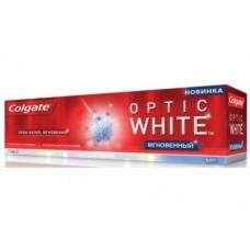 Зубная паста COLGATE Optic White Мгновенный, 75мл