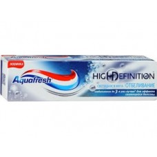 Зубная паста AQUAFRESH High Definition Светящаяся мята, 75мл