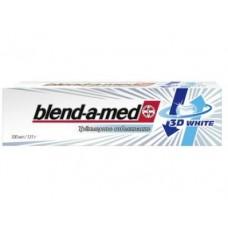 Зубная паста BLEND-A-MED 3D WHITE, 100мл