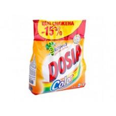 Стиральный порошок DOSIA Active 3 Color, 3,7кг