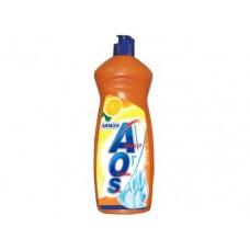 Жидкость для мытья посуды AOS Лимон, 1л