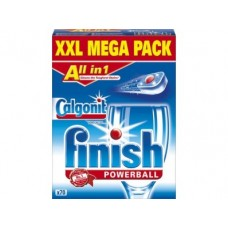 Таблетки FINISH All In 1 для посудомоечных машин, 70 шт