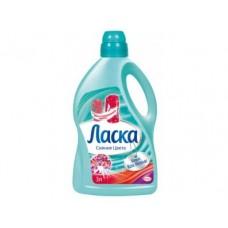 Жидкое средство LASKA для деликатной стирки, 3л