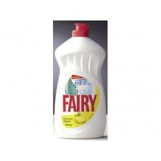 Средство для мытья посуды FAIRY OXY лимон, 500 мл