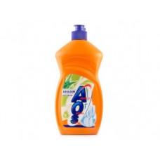 Жидкость для мытья посуды AOS Бальзам Алоэ Вера, 500мл