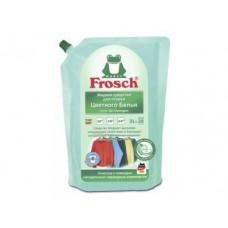 Жидкое средство для стирки FROSCH для цветного белья, 2л