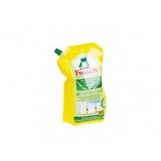 Жидкое средство для стирки FROSCH с Ароматом Лимона, 2л