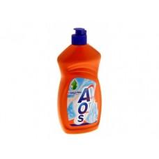 Жидкость для мытья посуды AOS Глицерин, 500мл