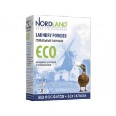 Стиральный порошок NORDLAND Eco, 1,8кг