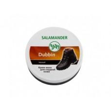 Крем-воск для обуви SALAMANDER черный, 100мл