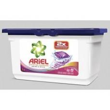 Капсулы ARIEL Active Gel для Стирки Цветного Белья, 40 шт