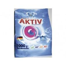 Стиральный порошок MIKAS Aktiv концентрированный, 1кг