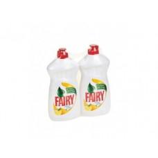 Средство для мытья посуды FAIRY OXY лимон, 500г
