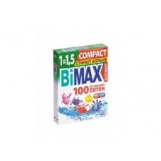 Стиральный порошок BIMAX 100 пятен автомат, 400г