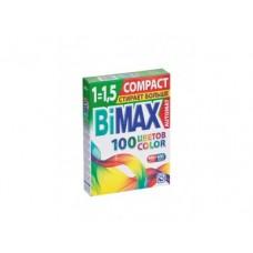 Стиральный порошок BIMAX Автомат 100 Color, 400г
