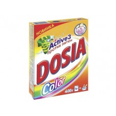 Стиральный порошок DOSIA Color, 400г