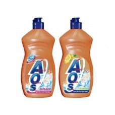 Жидкость для мытья посуды AOS Бальзам, 500мл